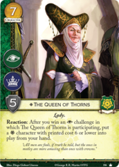 The Queen of Thorns - Core