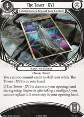 The Tower XVI: Circumstances Beyond Your Control