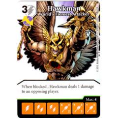Hawkman - World's Fiercest Attacker (Die & Card Combo Combo)