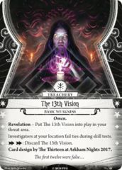 The 13th Vision