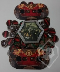 LotR Tokens and Threat Dials