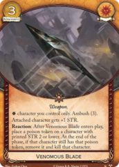Venomous Blade