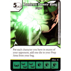Lantern Power Ring - Flight (Die & Card Combo Combo)