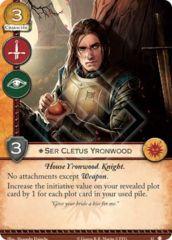 Ser Cletus Yronwood