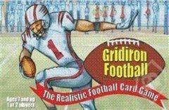 Gridiron Football Card Game