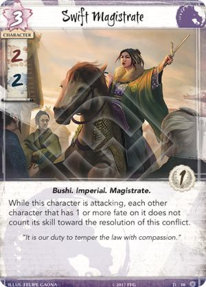 Swift Magistrate