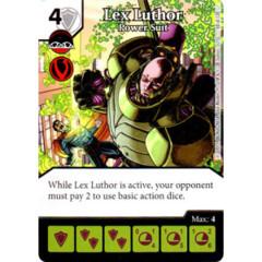Lex Luthor - Power Suit (Die & Card Combo Combo)