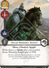 House Manderly Knight