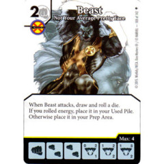 Beast - Not Your Average Pretty Face (Die & Card Combo)