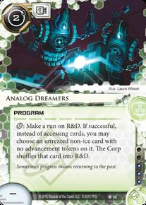 Analog Dreamers