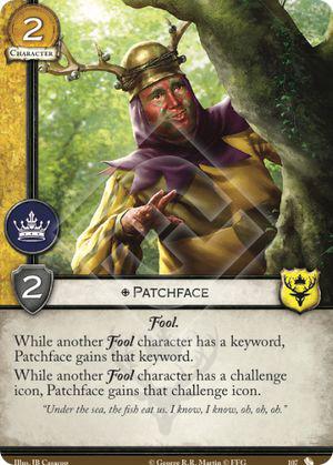 Patchface - TBWB