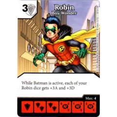 Robin - Boy Wonder (Die & Card Combo Combo)