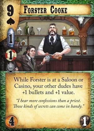 Forster Cooke