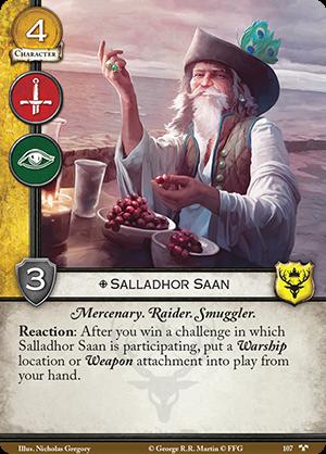 Salladhor Saan TC 107