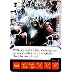 Shazam! - Billy Batson (Die & Card Combo Combo)