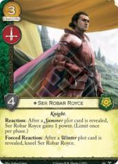Ser Robar Royce