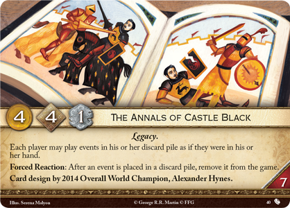 The Annals of Castle Black