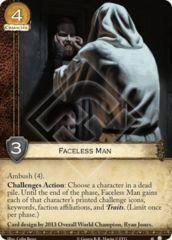 Faceless Man - 40