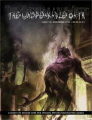 Call of Cthulhu RPG: The Unspeakable Oath Issue #18 magazine