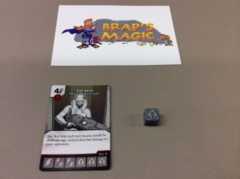 Marvel Dice Masters: Jocasta, Patterned After Janet 137 (super rare)