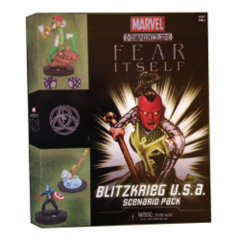 Heroclix Fear Itself, Blitzkrieg U.S.A. scenario pack