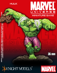 Marvel Universe Miniature Game: The Incredible Hulk Knight Models