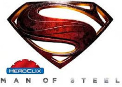 Heroclix: Man of Steel gravity feed booster pack