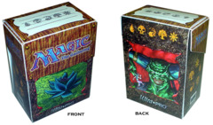 Ultra Pro: Black Lotus + Juzam Djinn deck box 1997