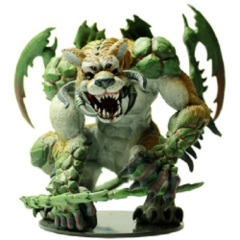 Pathfinder Battles miniatures 1x x1 GARGANTUAN Shemhazian Demon Lost Coast