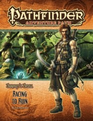 Pathfinder Adventure Path #38 Serpent's Skull Chapter 2: