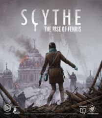 Scythe: The Rise of Fenris board game expansion