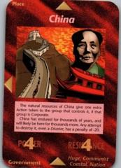 Illuminati - New World Order CCG: China