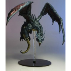 D&D miniatures Tyranny of Dragons Bahamut