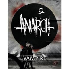 Vampire the Masquerade RPG 5th edition: PRESALE Anarch supplement modiphius