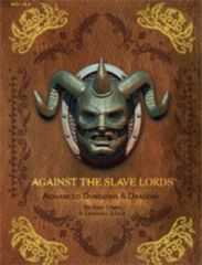 Advanced Dungeons & Dragons 1st edition: Against the Slave Lords (reprint)