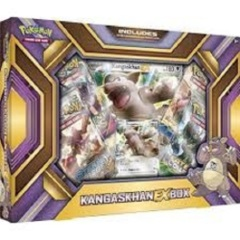 Pokemon TCG: Kangaskhan EX Box