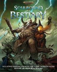 Age of Sigmar - Soulbound RPG: PRESALE Bestiary