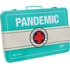Pandemic: board game 10th anniversary edition