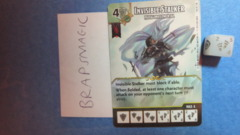 Dungeons & Dragons Dice Masters: Invisible Stalker, Paragon (rare)