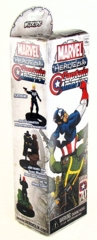 Heroclix: Captain America booster pack