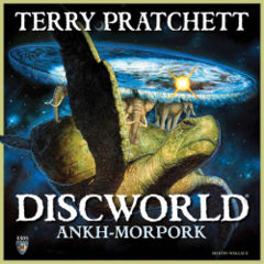 Ankh-Morpork: (discworld) board game Terry Pratchett mayfair