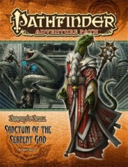 Pathfinder Adventure Path #42 Serpent's Skull Chapter 6: