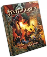 Pathfinder RPG: 2nd edition P2 Core Rulebook regular hardcover