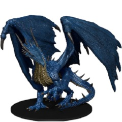 HUGE Blue Dragon
