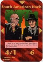 Illuminati - New World Order CCG: South American Nazis