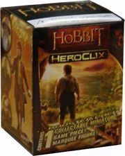 Heroclix: The Hobbit gravity feed booster pack