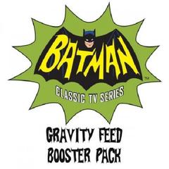 Heroclix: Batman Classic TV gravity feed booster pack