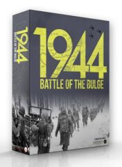 1944 Battle of the Bulge: PRESALE board game worthington