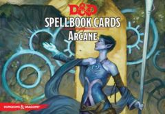 D&D Next 5th edition: 5e Dungeons and Dragons RPG Arcane Spell Deck (230 cards)