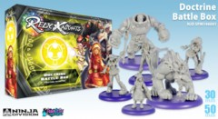 Relic Knights: Dark Space Calamity Doctrine Battle Box